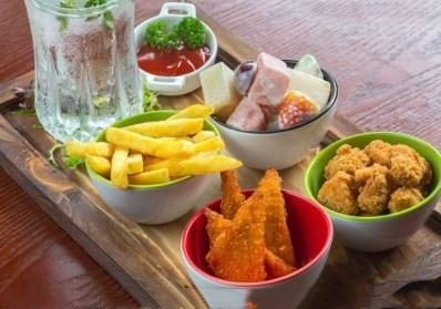 【赣江南大道】美馨咖啡厅:小吃套餐