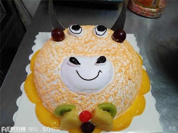金麦奇蛋糕